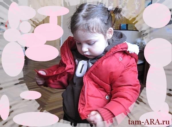 Зимняя одежда для детей от грудного до дошкольного возраста