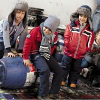 зимние и демисезонные куртки для мальчиков