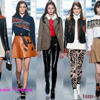 Louis Vuitton Неделя Моды в Париже – демонстрация основных тенденций