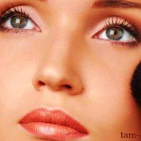косметика, тени, макияж