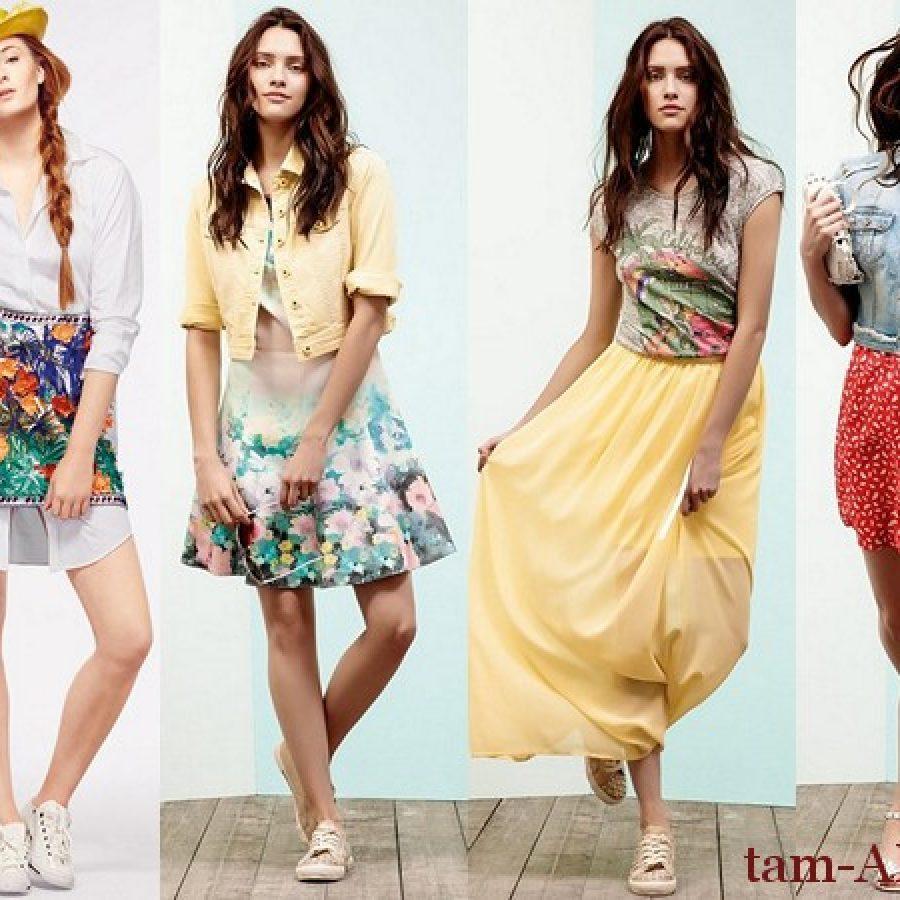 модная дачная одежда