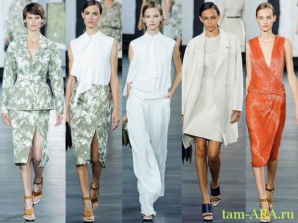 Что будет в тренде весной и летом? Обзор лучших показов Недели моды в Нью-Йорке