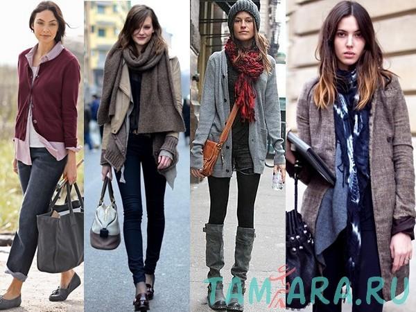 Основные принципы многослойности в одежде