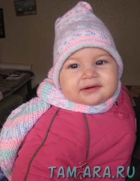 как одевать малышей зимой