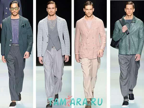 основные тенденции мужской моды
