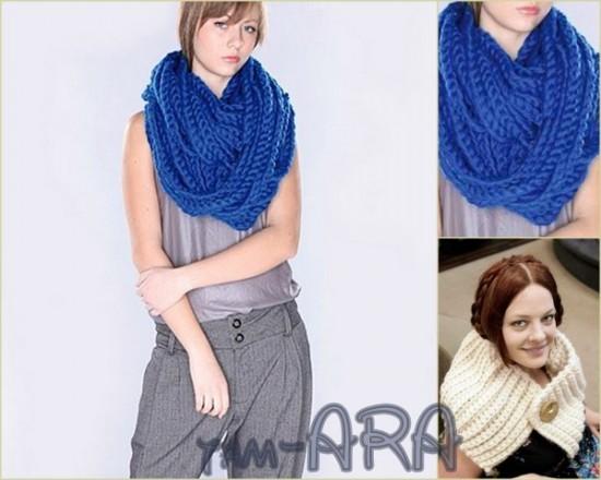Перуанские шарфы из Канады