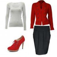 стильная деловая одежда