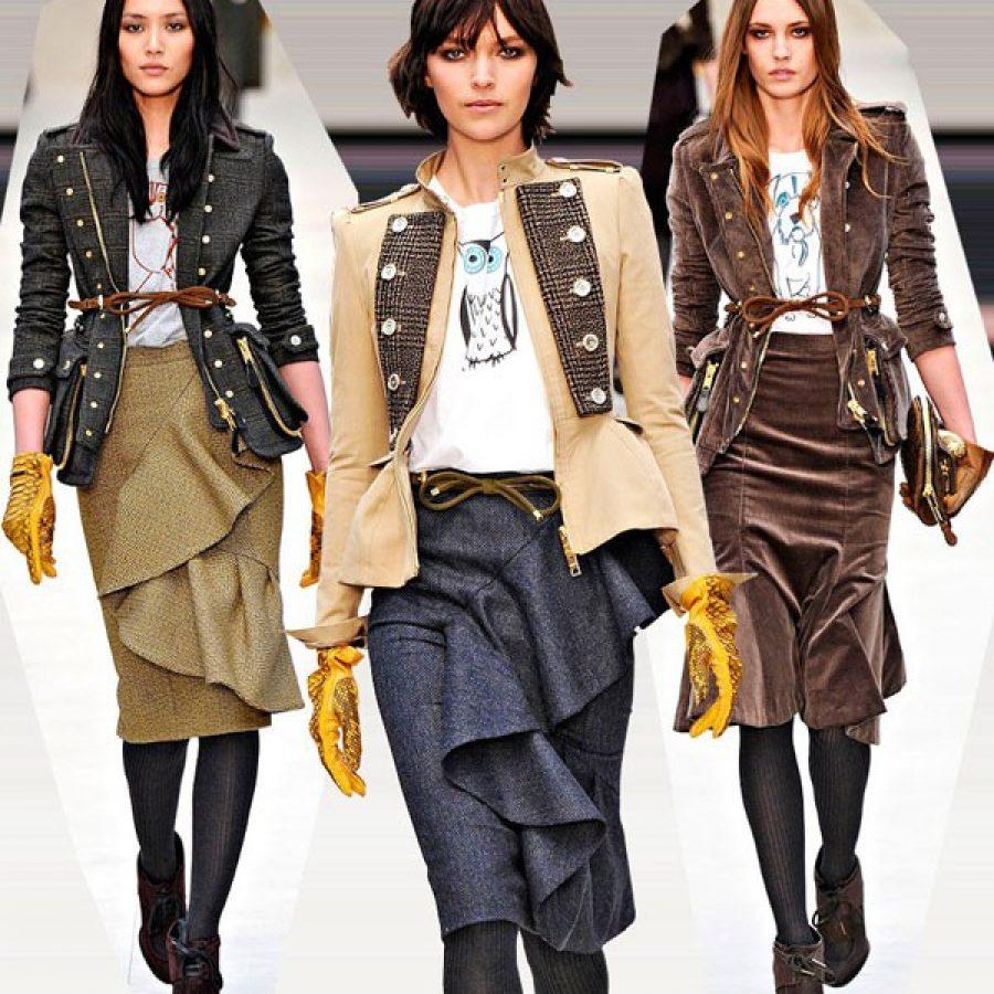 Модные жакеты осень-зима 2012-2013