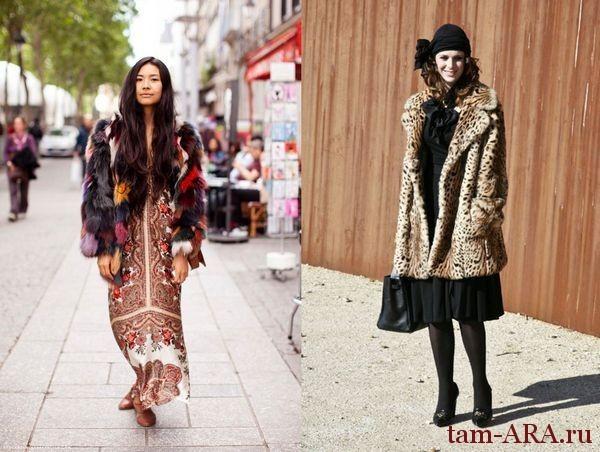 Советы модницам: подбираем аксессуары к шубе