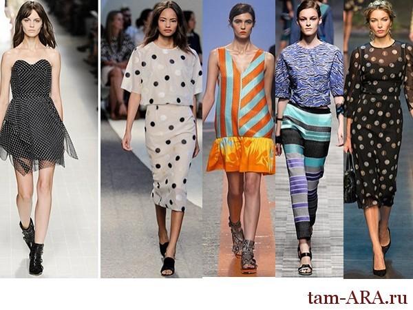 Миланская Неделя моды о трендах весна-лето – эффектные объемы и летний мех