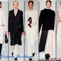 Коллекция на предстоящий зимний сезон Виктории Бэкхем\ Victoria Beckham