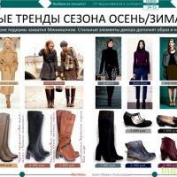 OberShoes представляет новую осенне-зимнюю коллекцию обуви на 2014-2015 годы. Выбираем модели по душе