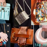 Модели модных сумок весна -лето 2015