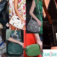 Модные сумки сезона весна -лето 2015
