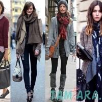 Правила многослойности в одежде