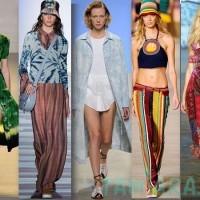 Неделя моды в Нью-Йорке весна-лето 2016