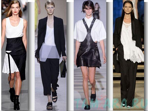Неделя моды в Нью-Йорке основные тенденции сезона весна-лето