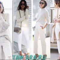 Снежной зимой в белой одежде
